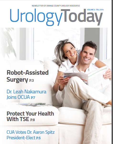 Urology Today Fall 2014